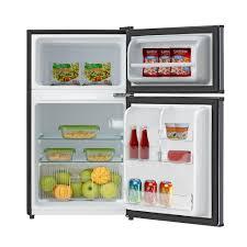 3 4 cu ft compact refrigerator
