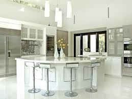 lighting breakfast bar and bar stools with mini pendant lights