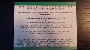 Hilton Garden Inn South Sioux Falls - sioux falls holistic health u0026 spirituality fair home facebook