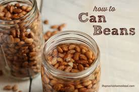 how to can dry beans u2022 the prairie homestead