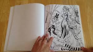 alice wonderland coloring book