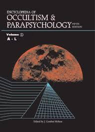 j gordon melton encyclopedia of occultism and parapsychology vol 1