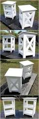 Kitchen Side Table by Best 25 Pallet Side Table Ideas On Pinterest Diy Living Room