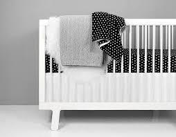 Black And White Crib Bedding Set Olli Lime Black And White Crib Bedding Modern Baby Bedding
