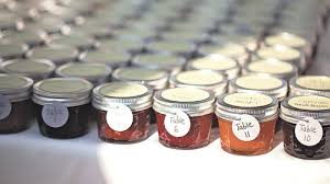 jam wedding favors favors with flavor