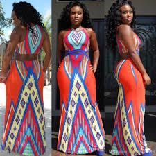 womens summer dresses 2015 summer women sky blue patchwork print