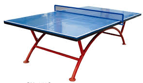 portable table tennis table waterproof outdoor table tennis table best china supplier cheap