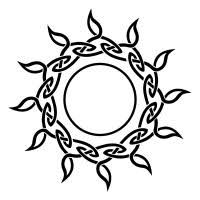 celtic sun tattoos wallpaper pictures