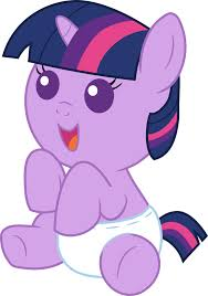 Baby Twilight Sparkle Cheerful Baby Twilight Sparkle By Mighty355 On Deviantart