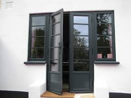 Wood Patio French Doors - best 25 aluminium french doors ideas on pinterest steel doors