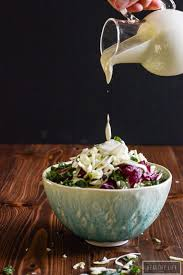 green goddess dressing a healthy life for me