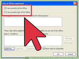 absence bureau outlook 4 ways to turn on or the out of office assistant in microsoft