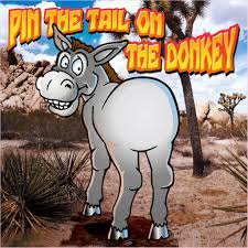 pin the tail on the donkey u2014 crafthubs