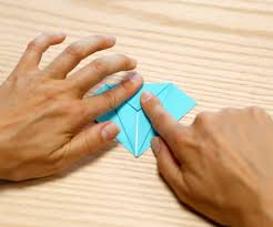 how to make a paper crane 16 steps with pictures