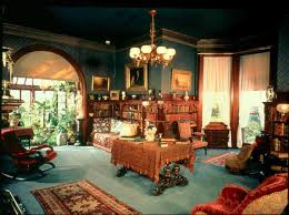 victorian style decorating
