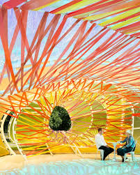 Selgas Cano Architecture Opening 2015 Serpentine Gallery Pavilion By Selgascano Metalocus