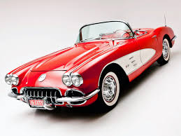 vintage corvette 1958 c1 corvette ultimate guide overview specs vin info