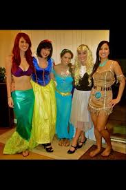 Disney Princesses Halloween Costumes Adults 7 Images Costume Ideas Creative