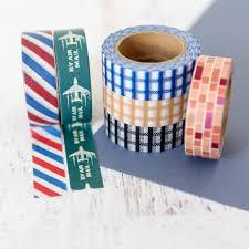 washi tape by berylune notonthehighstreet com