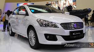 mitsubishi expander putih first impression review suzuki ciaz from giias 2015 autonetmagz