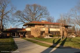 Frank Lloyd Wright Prairie Home by Rick U0027s Wrightsite Frank Lloyd Wright Priaries Style Architecture