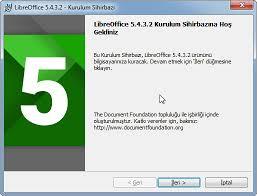 tutorial excel libreoffice libreoffice ucretsiz office programi turkish tutorial steemit