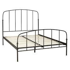 Double Bed Frame Prices Buy John Lewis Resto Bed Frame Matt Black Double John Lewis