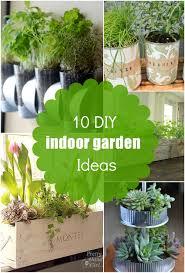 herb garden indoor 10 diy indoor herb garden ideas and planters they re easy so cute