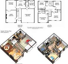 house plans architectural ingenious inspiration 3d home architect blueprints 4 interior
