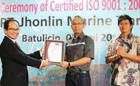 bureau veritas indonesia batulicin jhonlinmagz part 42