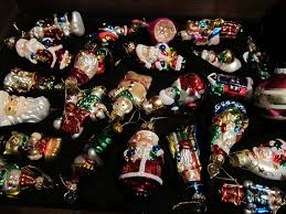 ornaments glass ornaments mercury glass or