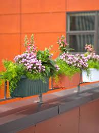 Balcony Planter Box by Decor Deck Rail Planters Deck Planter Boxes Deck Rail Planter Box