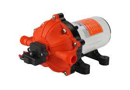 travel trailer water pump 51 series diaphragm water pumps seafresh marine an authorized