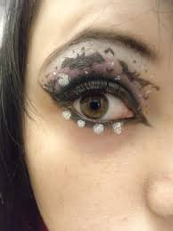 bat eye makeup mugeek vidalondon
