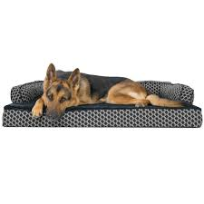Hooded Dog Bed Furhaven Pet Products