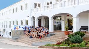 sotogrande international boarding house receives a quarter of a