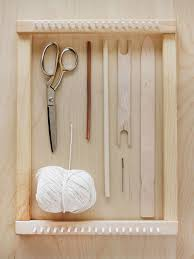 how to make a basic loom budgeting craft and woodworking