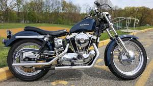 harley davidson sportster 1972 restored classic motorcycles at