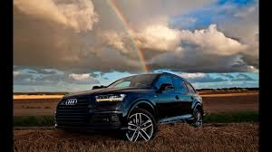 all audi q7 2017 audi q7 3 0tdi quattro s line black on black country