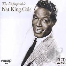 nat king cole unforgettable cd album