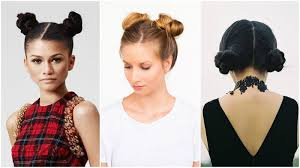 two ear hairstyle 10 easy hairstyles for long hair the trend spotter