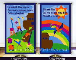 childrens church banner patterns church signage