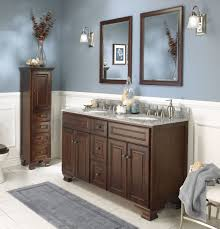 Painted Bathroom Cabinets by Wall Color That Goes With Dark Furniture Accessories U0026 Furniture
