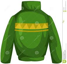 green sweater stock vector image of pattern 25222994