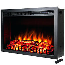 electric fireplace insert lowes media consoles soothing fireplaces