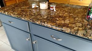 gray brown stained kitchen cabinets kitchen island in gf s gray gel stain general finishes