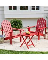 Wooden Adirondack Chairs On Sale Slash Prices On Outdoor Coral Coast Pleasant Bay Acacia Wood