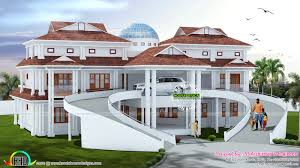 4990 sq ft luxury home with ramp kerala home design bloglovin u0027
