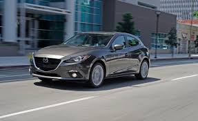 mazda big car 2014 mazda 3 first drive u2013 review u2013 car and driver