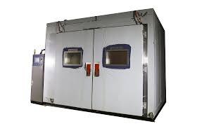 chambre climatique chambre climatique de plain pied modulaire d essai pour l essai